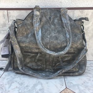 Browning conceal and carry handbag for gun